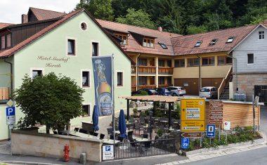 Hotel Gasthof Hereth - Biergarten